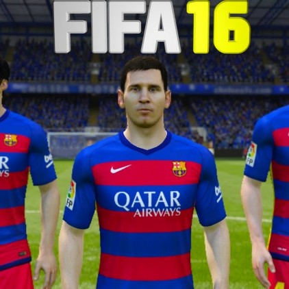 """Sights & Sounds"" do FIFA 16"