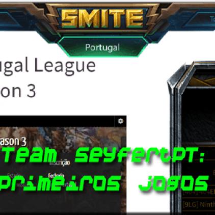 SMITE PORTUGAL – Torneio SPTL Season 3