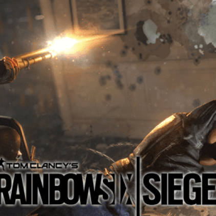Rainbow Six Siege Beta já disponível