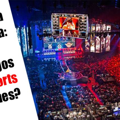 Votação: Que jogos eSports segues?